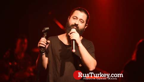 Турецкий поп-музыкант Koray Avcı выступит в Jolly Joker Antalya 17 февраля